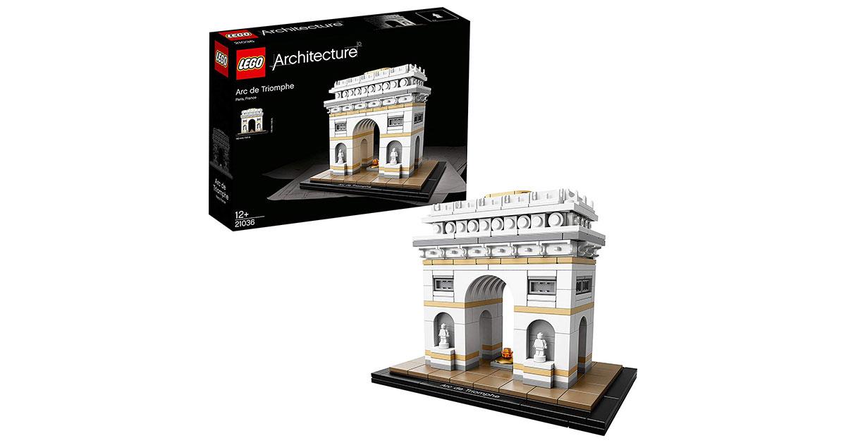 Lego Architecture Arco di Trionfo