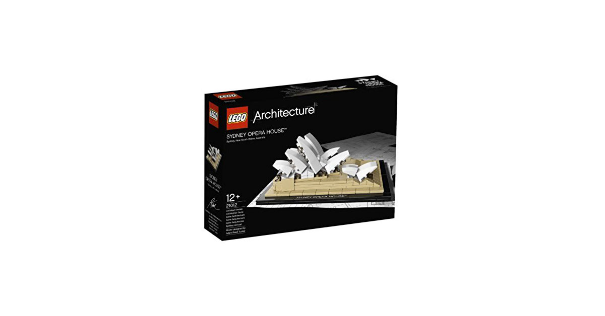Lego Architecture Opera House