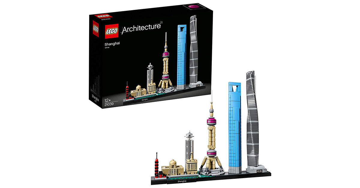 Lego Architecture outlet