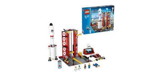 Lego City 3368 - centro spaziale
