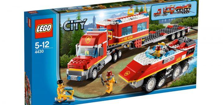 Lego City 4430