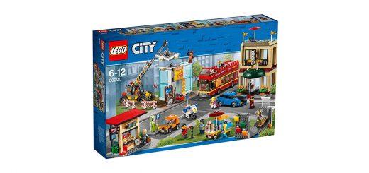 Lego City 60200 Capitale