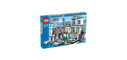 Lego City 7744