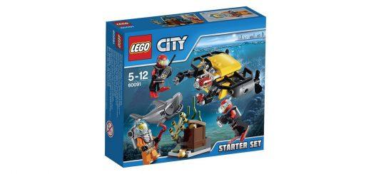 Lego City esplorazioni marine