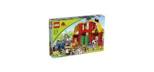Lego City farm