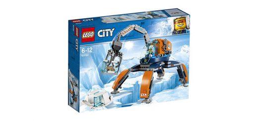 Lego City gru artica