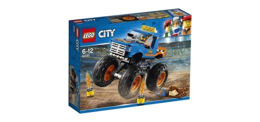 Lego City jeep