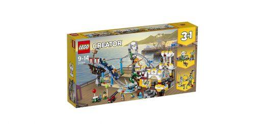 Lego City luna park