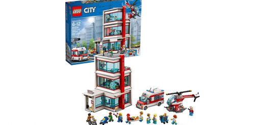 Lego City ospedale 60204