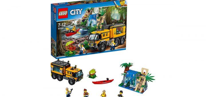 Lego City world