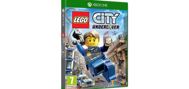 Lego City xbox