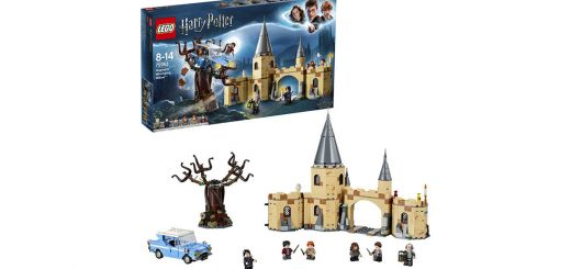 Lego Harry Potter 2018