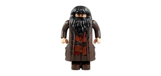 Lego Harry Potter Rubeus Hagrid Minifigura