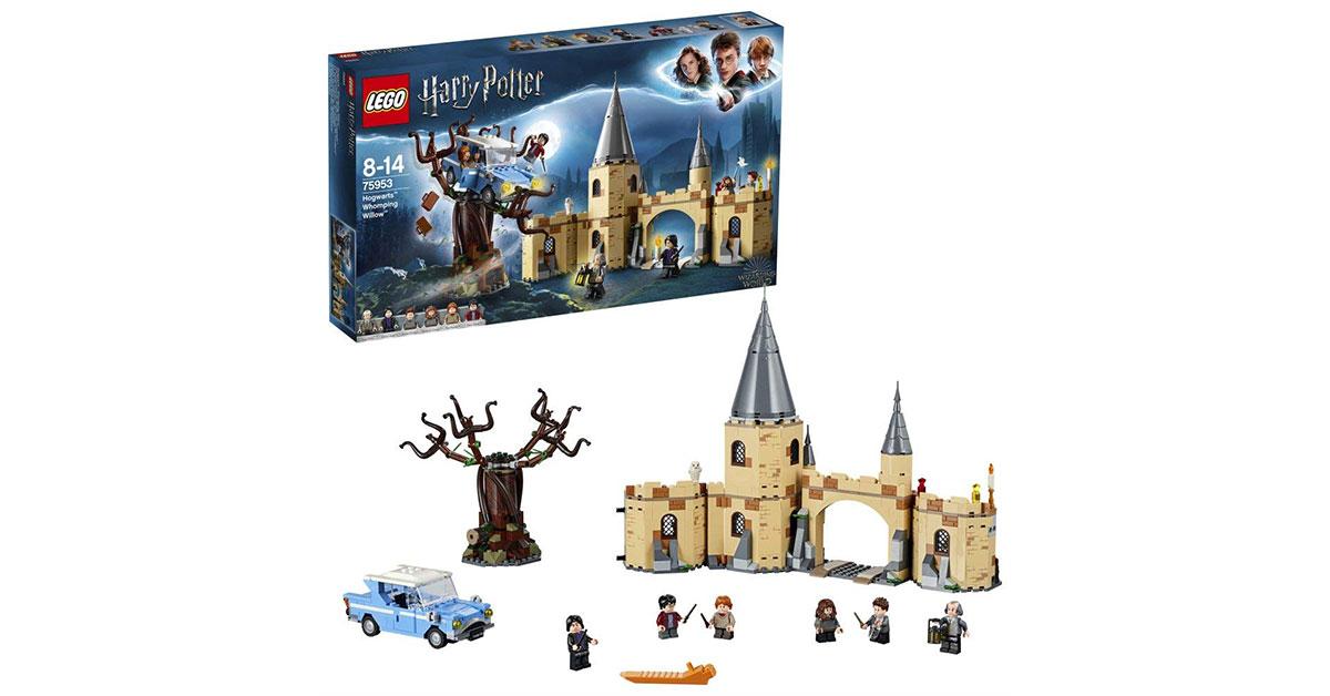 Lego Harry Potter albero picchiatore
