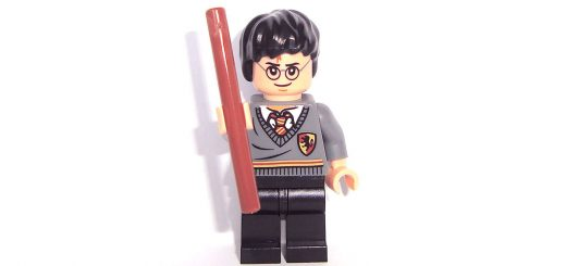 Lego Harry Potter bacchetta