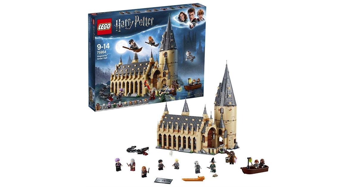 Lego Harry Potter basilisco