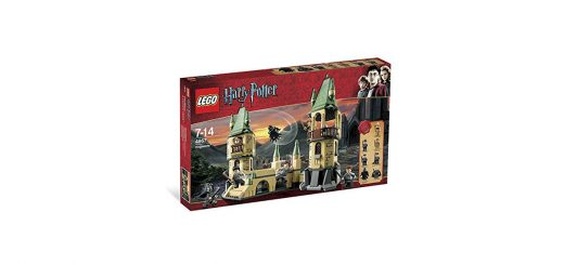 Lego Harry Potter battaglia,LEGO Harry Potter 4867