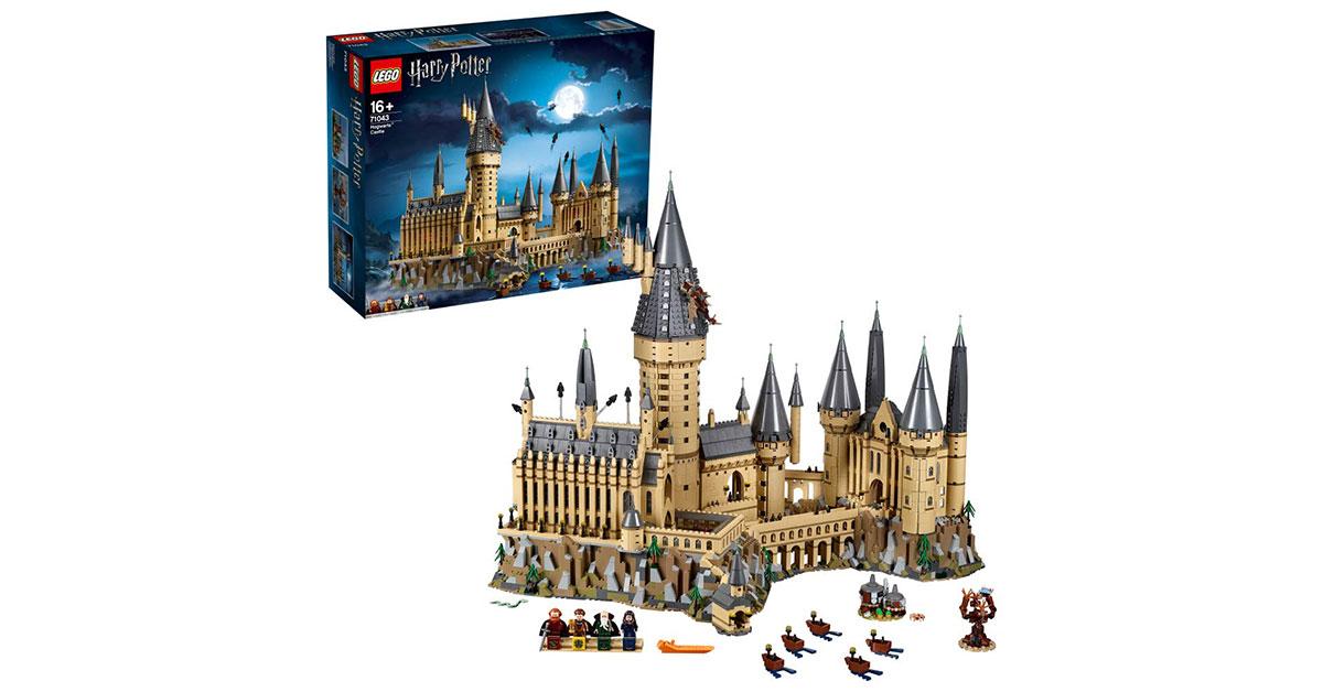 Lego Harry Potter black friday