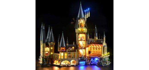 Lego Harry Potter box