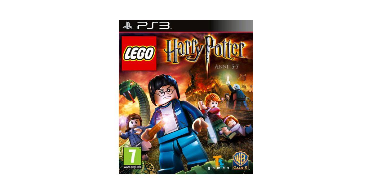 Lego Harry Potter ds