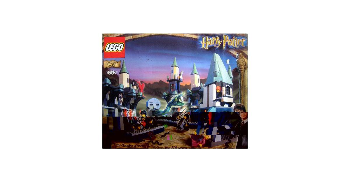 Lego Harry Potter e la camera dei segreti