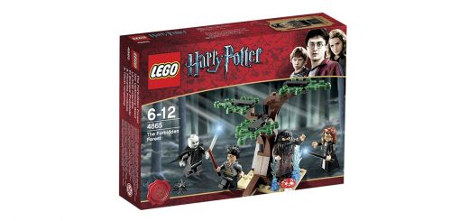 Lego Harry Potter foresta