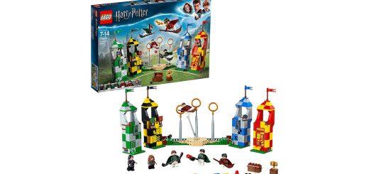 Lego Harry Potter grifondoro