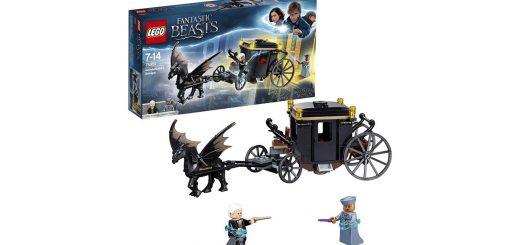 Lego Harry Potter grindelwald