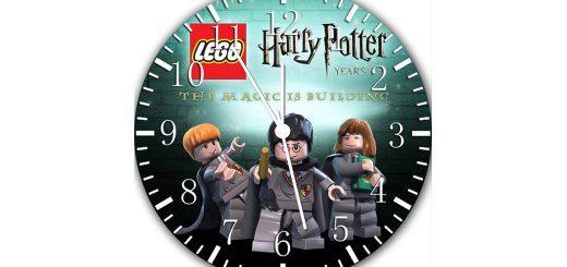 Lego Harry Potter orologio