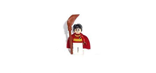 Lego Harry Potter scopa