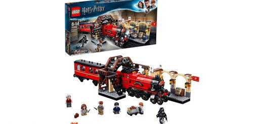 Lego Harry Potter stazione