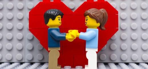 Lego San Valentino