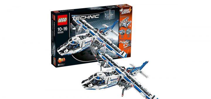 Lego Technic aereo
