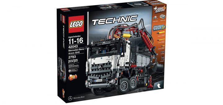Lego Technic anni 90