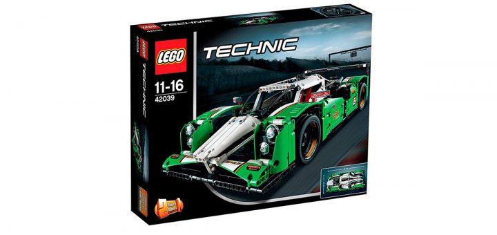 Lego Technic auto