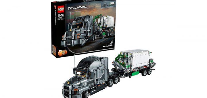 Lego Technic camion