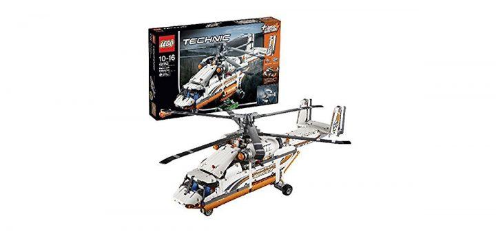 Lego Technic elicottero ultraleggero