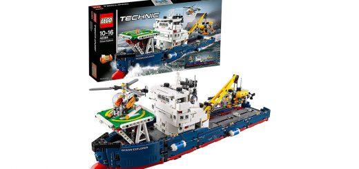 Lego Technic esploratore oceanico