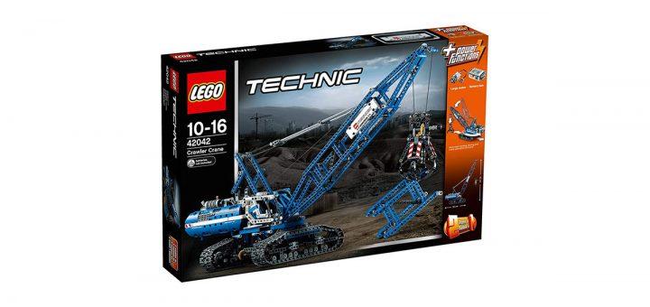 Lego Technic gru