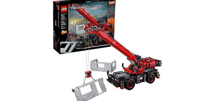 Lego Technic omini