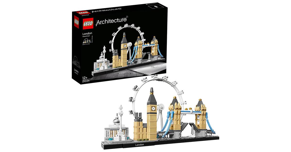 Miglior prezzo per Lego Architecture