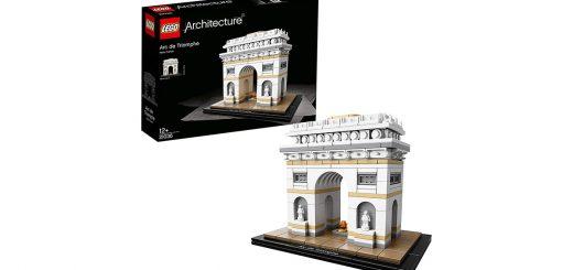 Lego per adulti Architecture